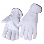 Buffalo leather cheap price driver gloves