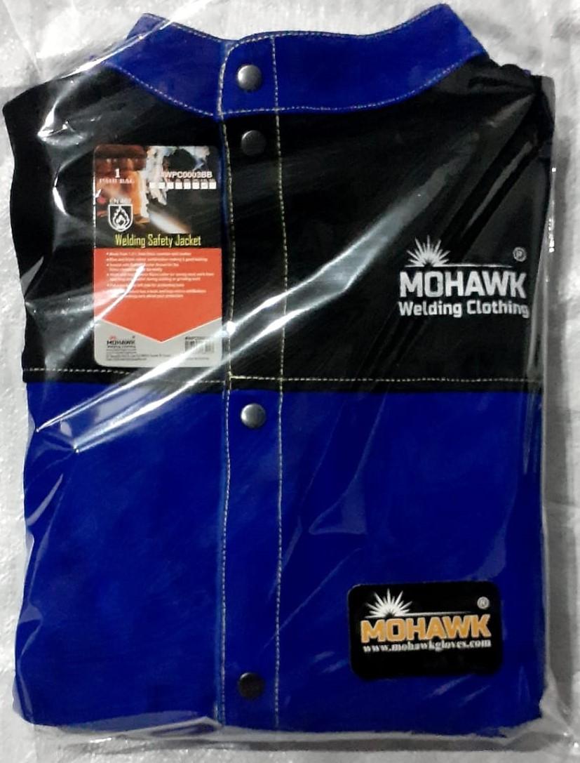 mohawk welding clothing