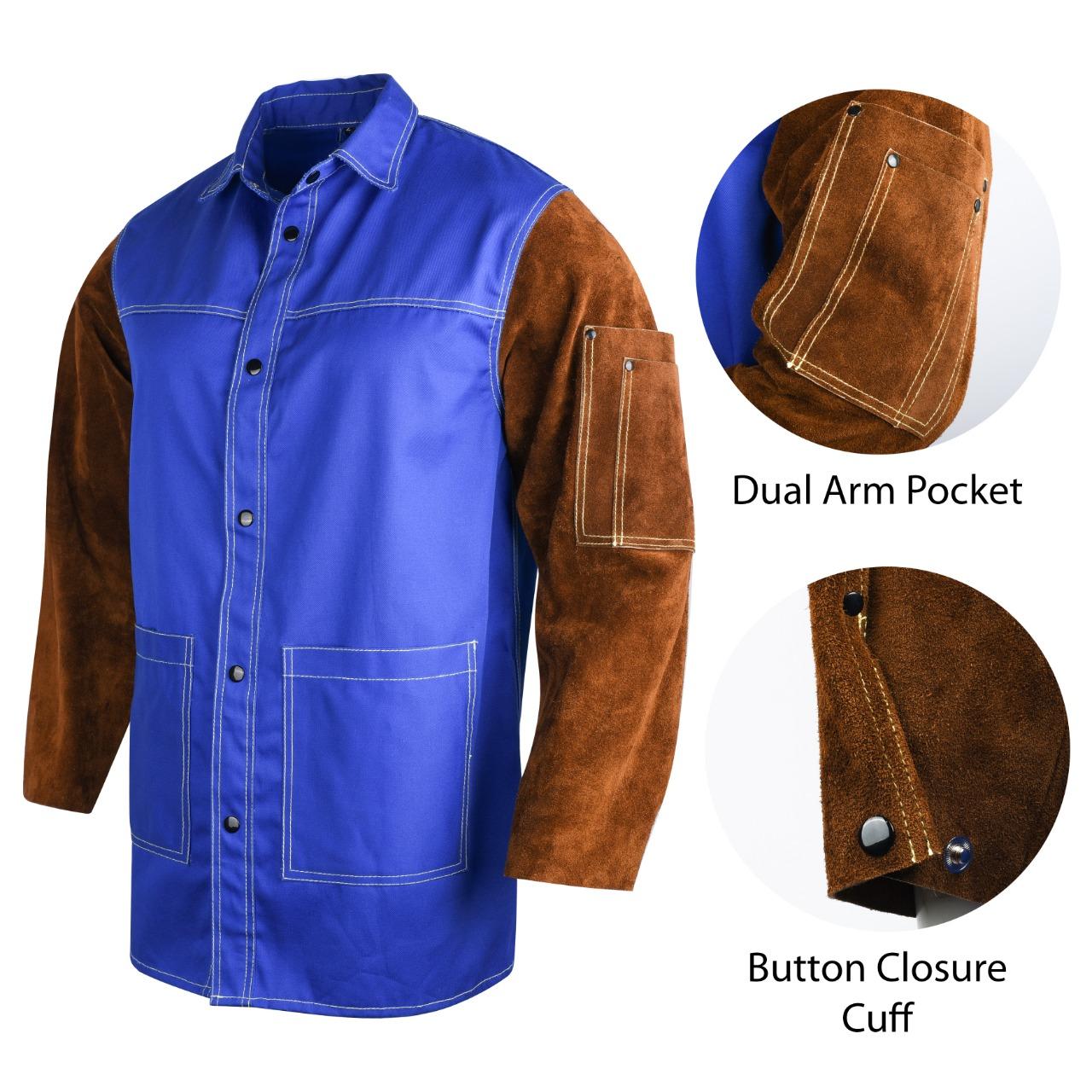 pocket for tool handling