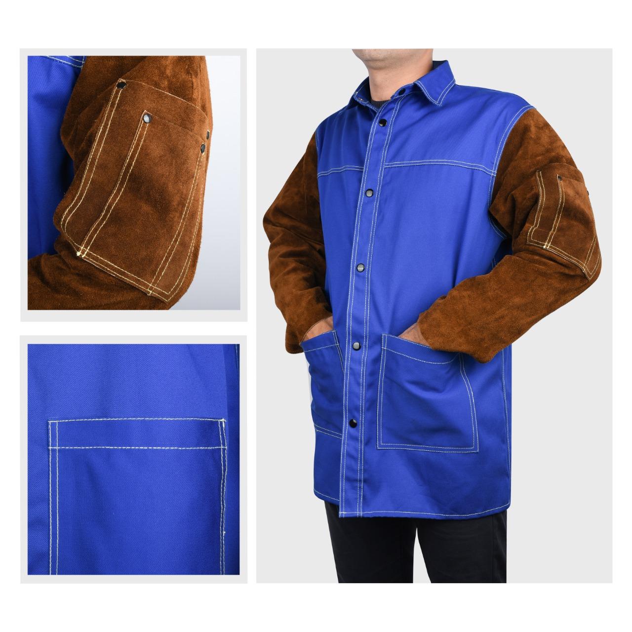 kevlar stitched jacket