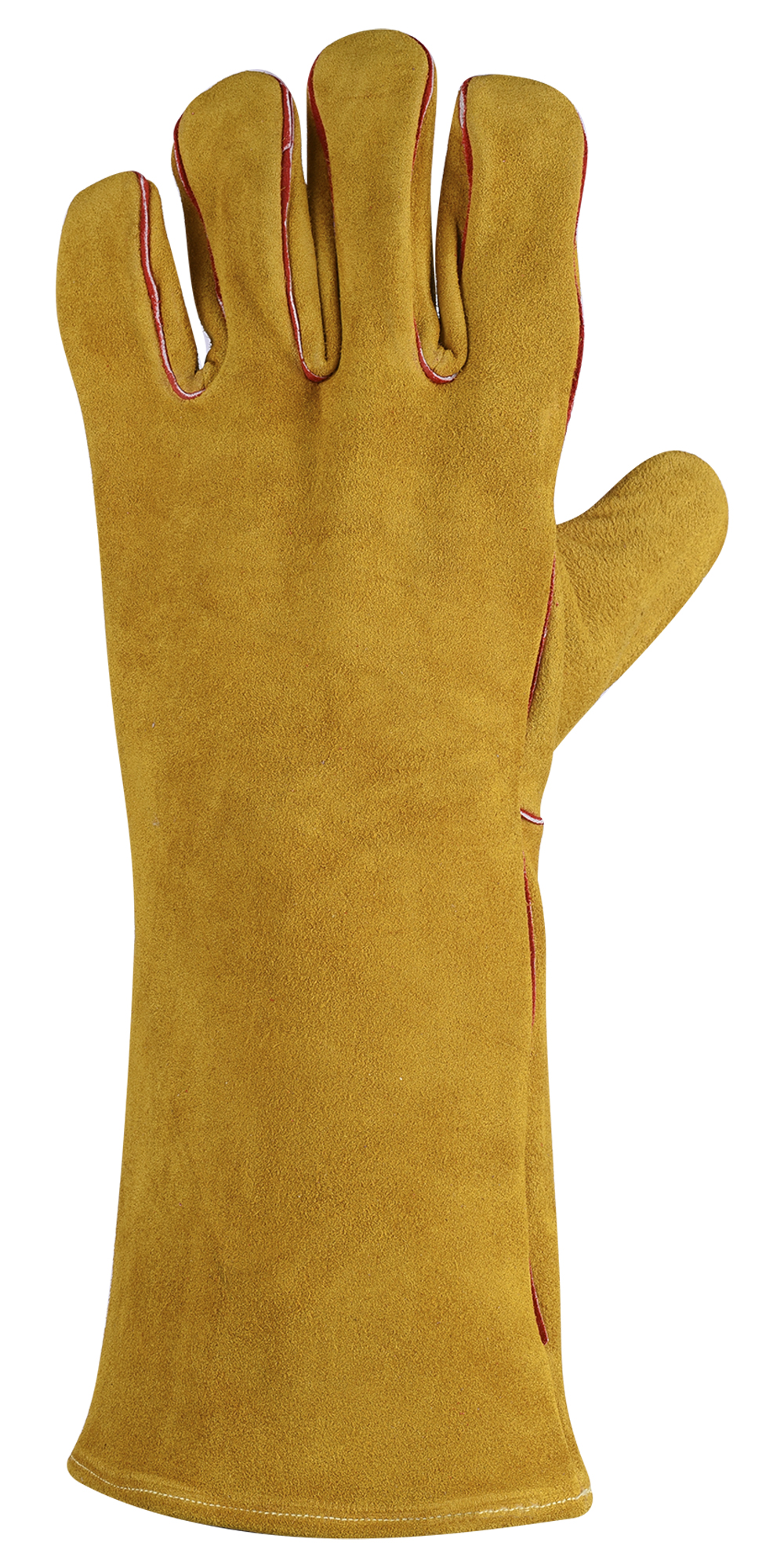 thick welding gloves